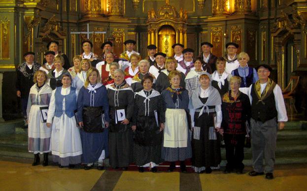 En la Iglesia Virgen del Carmen de Trintxerpe