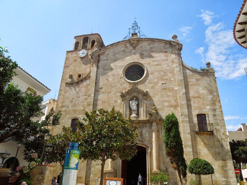 Iglesia de Snat Vicent de Tossa de Mar